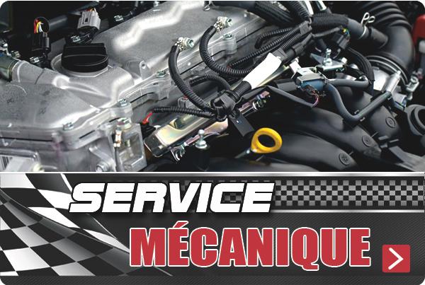 Service mécanique Centre d'auto Jean Morin