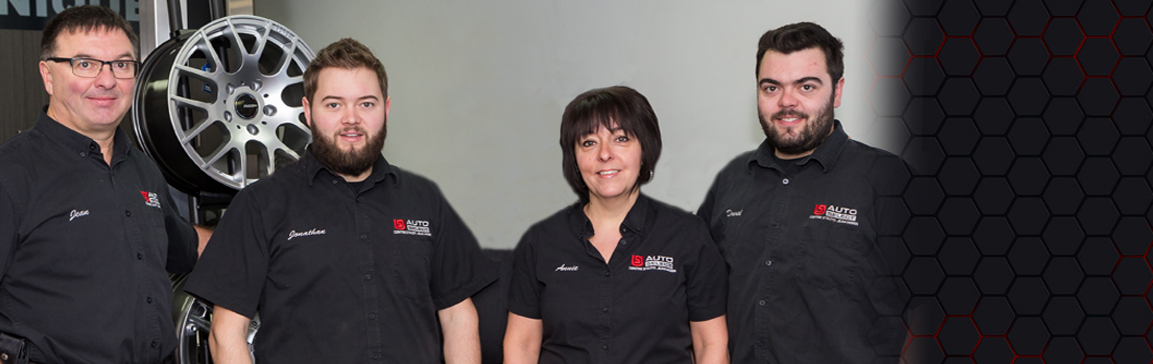 Une équipe dynamique et expérimentée pour vous servir.